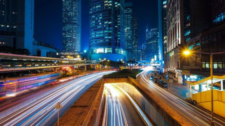 nauka jazdy w wielkim mieście